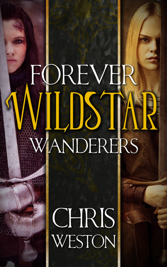 Wildstar: Forever Wanderers Book Cover