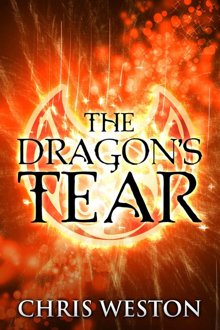 The Dragon's Tear Book Cover